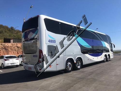 Imagem 1 de 12 de Paradiso 1800 Dd New G7 Scania K440 Ano 2019 Ref 624