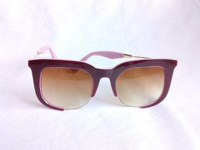 c940ae931 Óculos De Sol Sem Aro Embaixo - Óculos no Mercado Livre Brasil