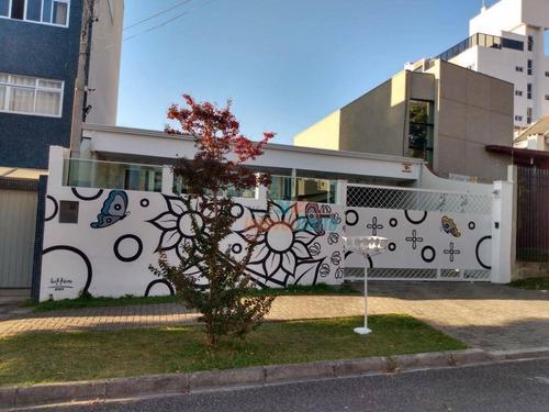 Casa À Venda, 225 M² Por R$ 946.000,00 - Portão - Curitiba/pr - Ca0101