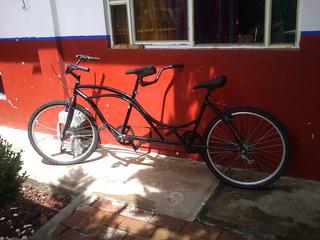 Bicicleta Tandem Duplex R-26 Monk