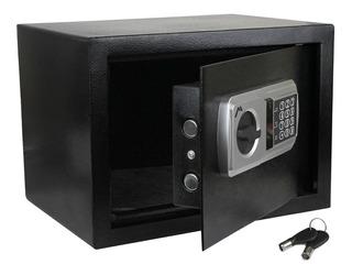 Caja Fuerte Electronica Mitzu Con Llaves De Seguridad