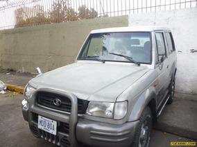 Hyundai Galloper 4p - Sincronico