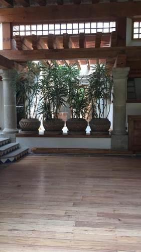 Renta Casa Colonial Los Encinos Lerma Toluca