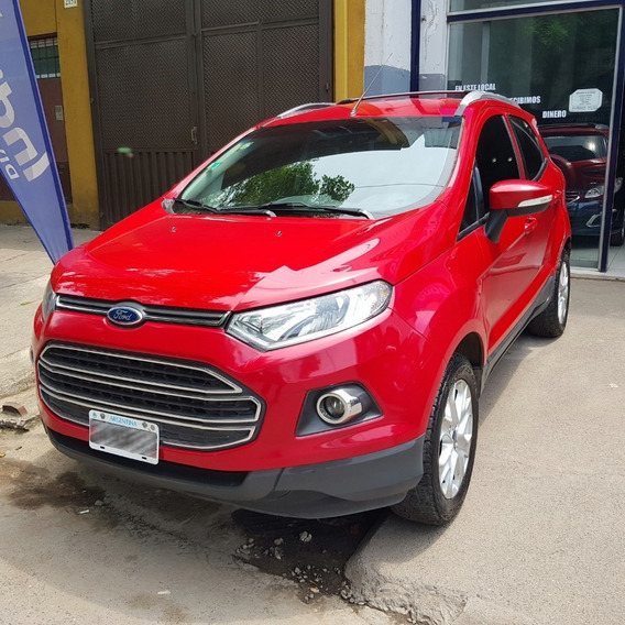 Ford Ecosport 2.0 Titanium C/gnc 2015