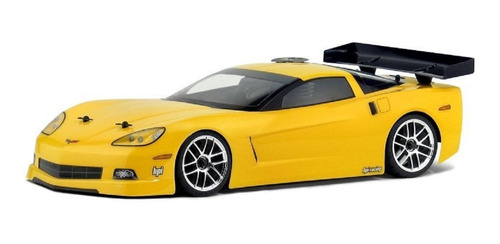 Bolha Automodelo Onroad Corvette C6 Hpi17503 200mm 1/10