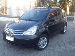 Nissan Livina 1.8 S Flex Aut. 5p Aceito Troca