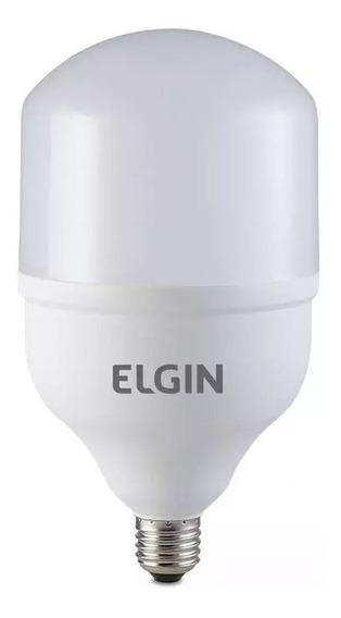Kit12 Lâmpada Elgin 20w Led Inmetro 1672l Bulbo Branco Frio