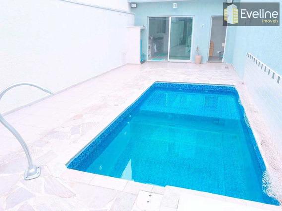 Casa A Venda Em Mogi - Vila Oliveira - 4 Suítes - 300m² - V660