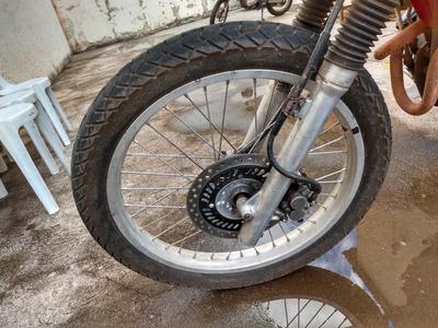 Honda Xl/ Xlx Motor 400