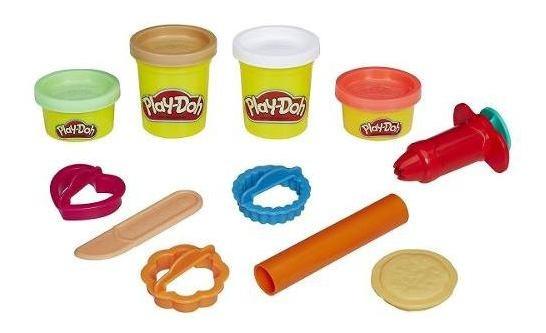 Cookie Play-doh! Original Hasbro Con Accesorios