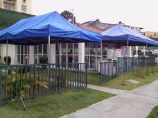 Tendas Sanfonadas Para Eventos Rj