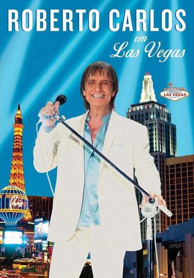 Dvd Roberto Carlos - Em Las Vegas