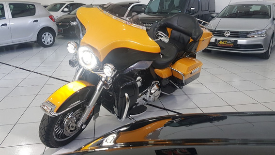Harley Davidson Ultra Glide Limited Apenas 29.000 Km 2013