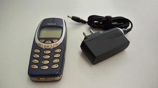Celular Nokia 3320 Com Carregador