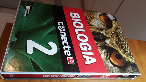 Biologia 2 Conecte Lidi De Sônia Lopes/sergio Rosso De 2014#