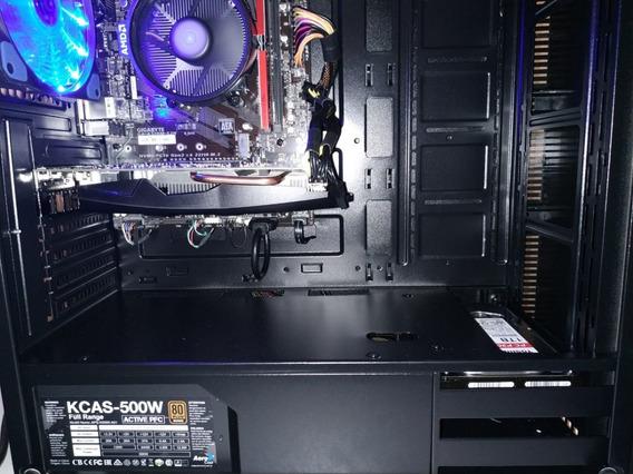 Computador Gamer Pichau Rtb, Ryzen5 2400g, Geforcegtx 1050ti