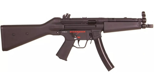 Marcadora Eléctrica Airsoft G&g Armament A4 6mm Simil Mp5