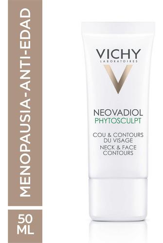 Imagen 1 de 8 de Vichy Neovadiol Phytosculpt Anti Edad Cuello Contorno F 50ml