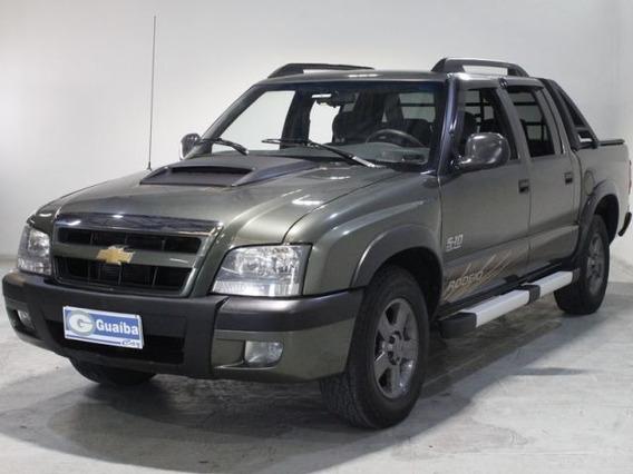 Chevrolet S10 Rodeio 4x2 Cabine Dupla 2.4 Mpfi 8v F..atq6657