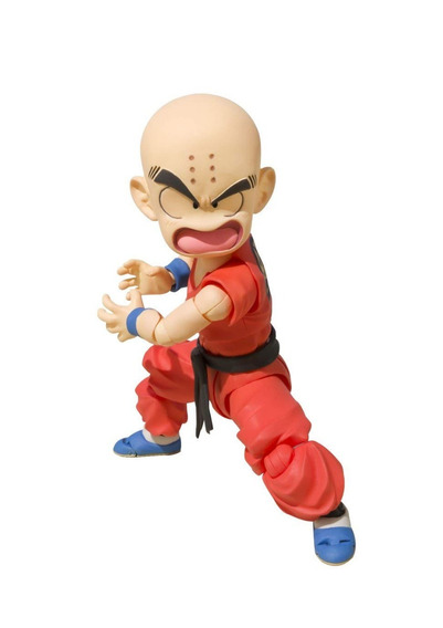 Dragon Ball Krillin Sh Figuarts -the Early Years-