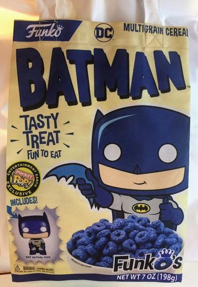 Tote Bag Funko - Batman. Dc Comics - Purpura Funnyland