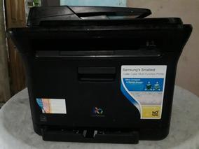 Impressora Samsung Smallest Colorido Laser Clx-3175fn