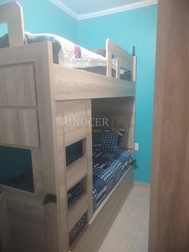 Imagem 1 de 10 de Apartamento Padrão Em Franca - Sp - Ap0192_rncr