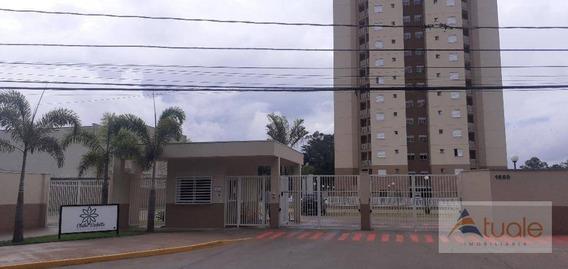 Apartamento Para Alugar, 52 M² Por R$ 900,00/mês - Jardim Marajoara - Nova Odessa/sp - Ap6889