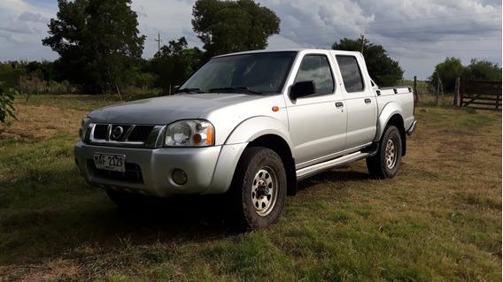 Nissan Frontier 2013, 4x4, Nafta, Doble Cabina