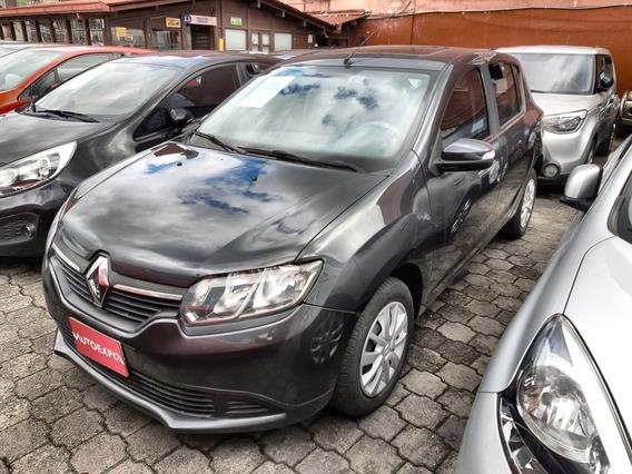 Renault Sandero Expression Mec 1,6 Gasolina