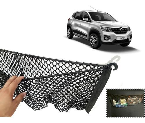 Rede Bolsa Acessório Porta Malas Renault Kwid 2019 20