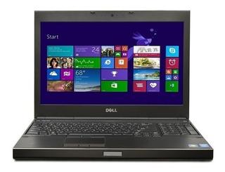 Dell Precision M4800 Workstation Core I7 32gb Ram Ssd 1tb Nvidia Hd Vuela Ddr5 2gb Video
