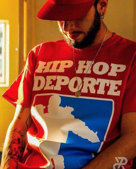 Playera Hip Hop Deporte Clasica
