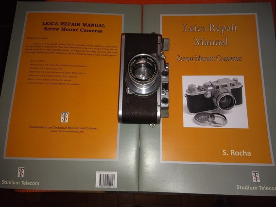 Leica Maintenance Manual By Studium Telecom