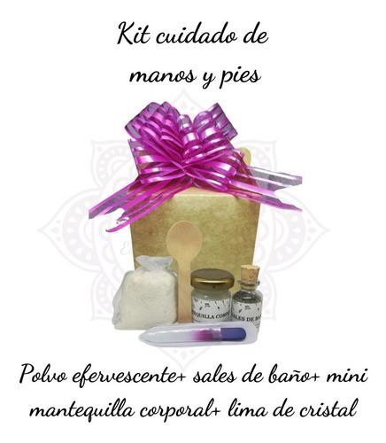 Kit Regalo Cuidado Manos Y Pies N - Unidad a $14500