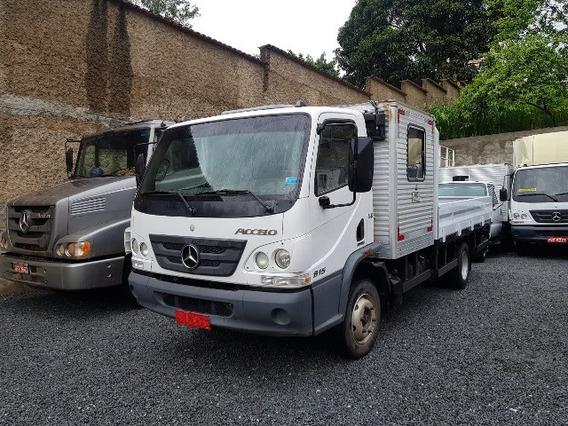 Mercedes-bens Acello 815 Ano 2014/2014 Cabine Suplementar