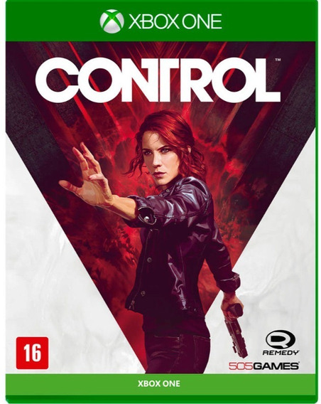 Jogo Control (mídia Física Leg Pt-br) - Xbox One (novo)