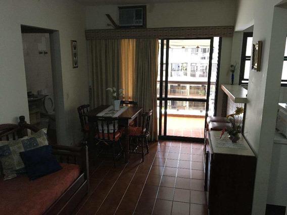 Apartamento Com 1 Dorm, Barra Funda, Guarujá - R$ 250 Mil, Cod: 15139 - V15139