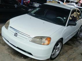 Honda Civic Americano 2001
