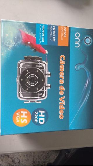 Câmera Filmadora De Ação Onn 5mp Hd Tela 2