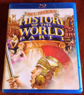 Blu Ray Original Nuevo History Of The World: Part I - La Loc