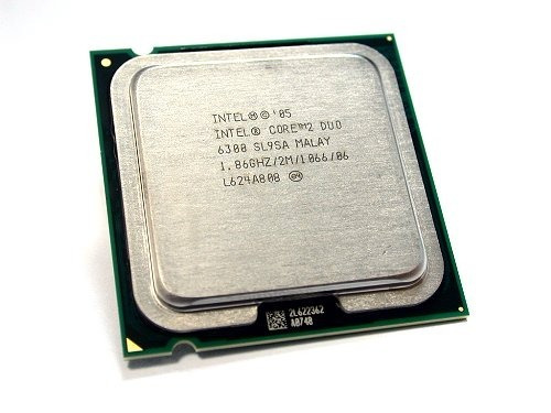 Processador Intel Core 2 Duo 6300 1.86ghz 2m 1066 Socket 775