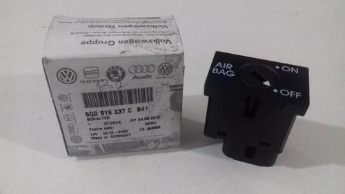 Interruptor De Chave Para Desativar Airbag 6q0919237cb41