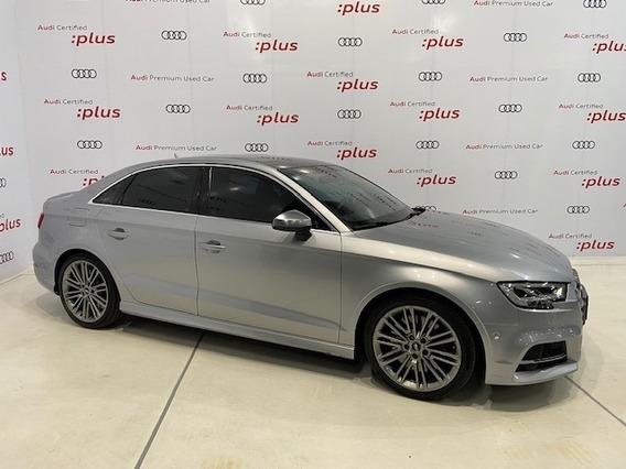 Audi S3 Sedan 2.0 Tfsi 290 Hp S Tronic Quattro