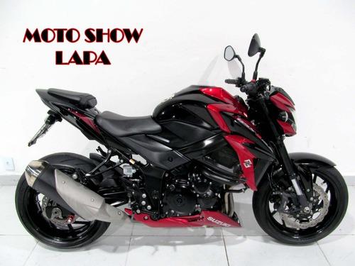 Imagem 1 de 12 de Suzuki Gsx 750a 2020 Vermelha