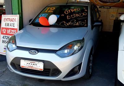 Fiesta 2012 1.0 Completo E Unico Dono
