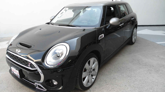 Mini Clubman 5p Cooper S Clubman Hot Chili At