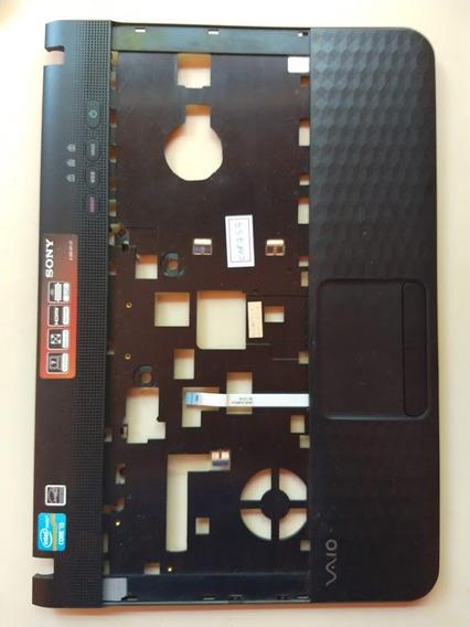 Carcaça Parte Do Meio (teclado) Sony Vaio Vpceg (car253)