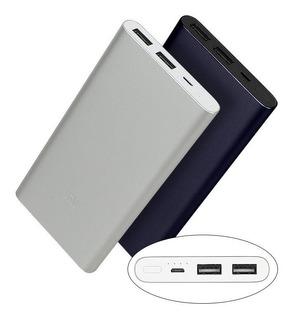 Power Mi Bank Turbo 3.0 2 Saídas Xiaomi 10000mah Promoção