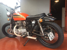 Honda Cb 450 Dx - Cafe Racer